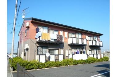 栗橋 徒歩4分 1階 2DK 賃貸アパート