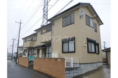 秋山 徒歩12分 1階 2LDK 賃貸アパート