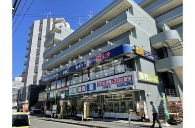 クレスト横浜白楽 3階 3DK 賃貸マンション