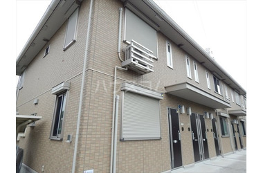 クラベール 2階 2LDK 賃貸アパート
