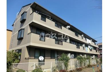 キャピタル若林 3階 2LDK 賃貸アパート