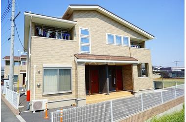 篠塚 徒歩66分 2階 2LDK 賃貸アパート