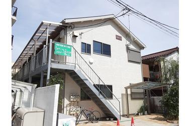 文花ハイツ 2階 1LDK 賃貸アパート