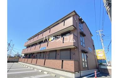 八千代緑が丘 徒歩9分 3階 1LDK 賃貸アパート