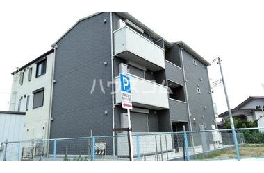 検見川 徒歩18分 3階 1K 賃貸アパート