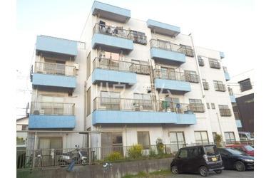 鶴ヶ峰 徒歩7分 1階 2DK 賃貸マンション