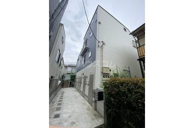 上野毛 徒歩20分 2階 1LDK 賃貸アパート
