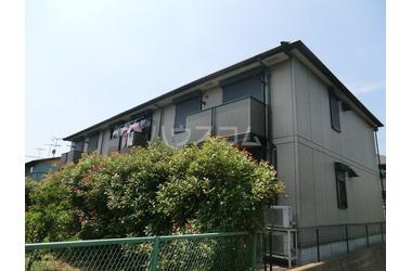 鶴間 徒歩15分 1階 2LDK 賃貸アパート