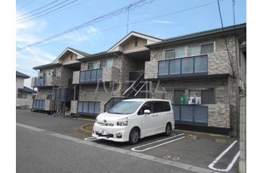 成島 徒歩20分 2階 3K 賃貸マンション