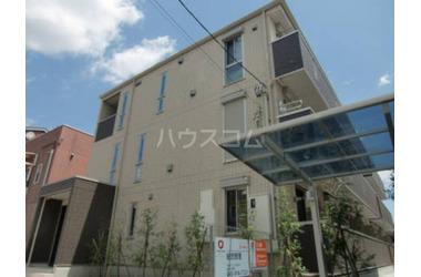 リトスブレアル 2階 1LDK 賃貸アパート