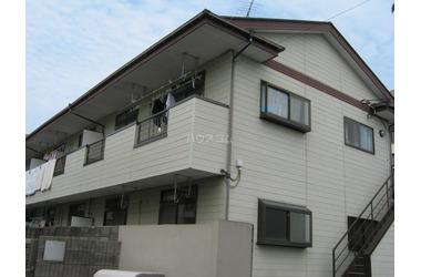 ベルハイム 2階 3DK 賃貸アパート