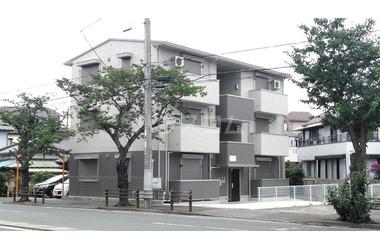 京急久里浜 徒歩5分 3階 1LDK 賃貸アパート