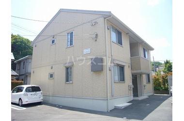 京急久里浜 徒歩16分 2階 1LDK 賃貸アパート