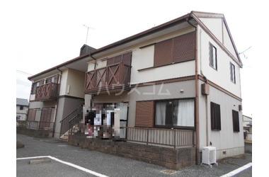 世良田 徒歩23分 2階 3DK 賃貸アパート