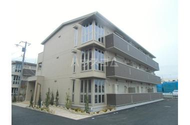 薬円台壱番館 C 1階 2LDK 賃貸アパート