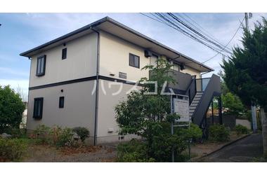 ヒルトップ金沢文庫Ⅱ 2階 2DK 賃貸アパート