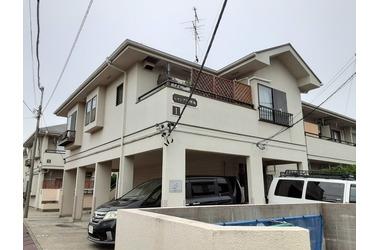 金沢八景 徒歩18分 1階 2LDK 賃貸アパート
