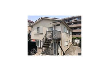 川戸コーポ 2階 2DK 賃貸アパート