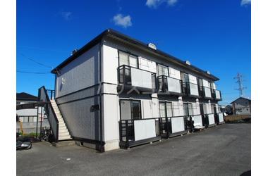 柳生 徒歩8分 2階 1K 賃貸アパート