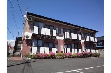 栗橋 徒歩3分 2階 2DK 賃貸アパート