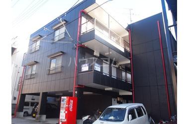 弁天橋 徒歩8分 3階 2DK 賃貸マンション