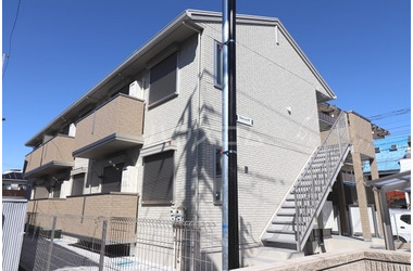 ブランヴェニール 1階 1LDK 賃貸アパート