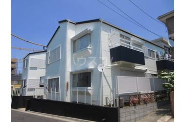 検見川 徒歩6分 1階 2LDK 賃貸アパート
