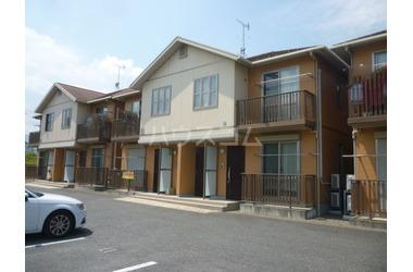 モン・リヴィエール B棟 1階 1LDK 賃貸アパート