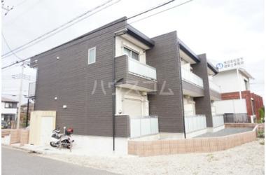 リブリ・シトロン 1階 1K 賃貸アパート