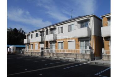 世良田 徒歩67分 1階 2LDK 賃貸アパート