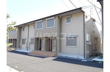 越の山ハイツA 2階 2LDK 賃貸アパート