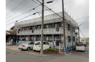 検見川 徒歩6分 2階 2DK 賃貸アパート