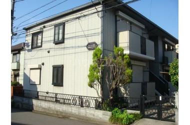 京急新子安 徒歩16分 1階 2LDK 賃貸アパート