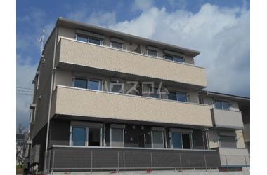 渋沢 バス5分 停歩7分 3階 1LDK 賃貸アパート