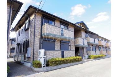 グランドゥールⅡA 2階 2LDK 賃貸アパート
