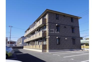 水海道 徒歩81分 3階 2DK 賃貸アパート