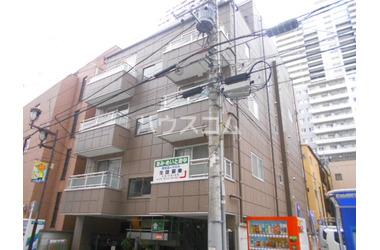府中本町 徒歩15分 3階 2DK 賃貸マンション