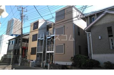 Abete横浜 B 3階 2R 賃貸アパート