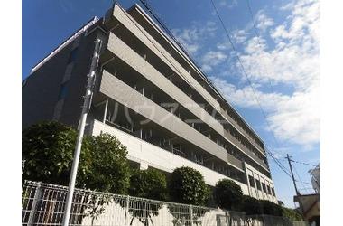 東中神 徒歩14分 3階 1K 賃貸マンション