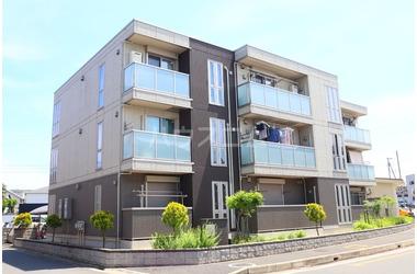 ベルクレスト 2階 1LDK 賃貸アパート