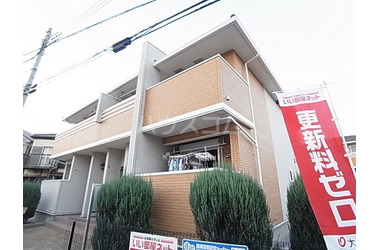 坂戸 徒歩14分 1階 2LDK 賃貸アパート
