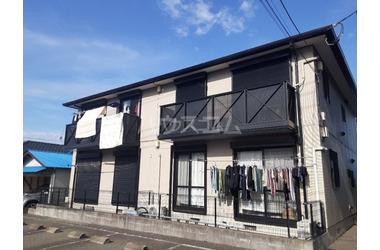 宮山 徒歩15分 2階 3DK 賃貸アパート