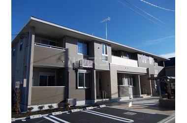 武蔵野台 徒歩13分 2階 2LDK 賃貸アパート