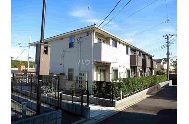 武蔵溝ノ口 バス10分 停歩7分 2階 2LDK 賃貸アパート