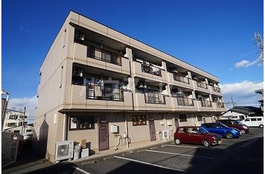 武州長瀬 徒歩4分 3階 3DK 賃貸マンション