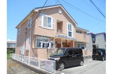 飯田岡 徒歩8分 2階 2LDK 賃貸アパート