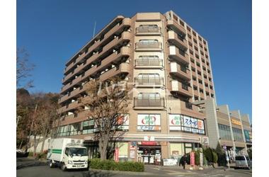 鶴川 徒歩2分 8階 3DK 賃貸マンション