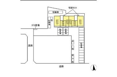 モンテマーレ鴨川 1階 1R 賃貸アパート