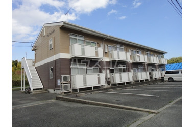 高萩 バス15分 停歩3分 1階 2DK 賃貸アパート