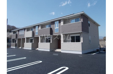 R'S-Ⅱ B 2階 2LDK 賃貸アパート